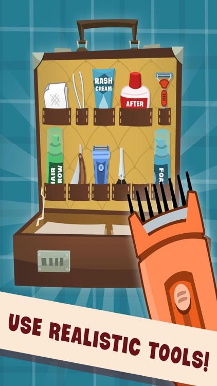 Barbershop Shave Salon & Spa Game For Kids