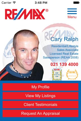Cary Ralph - náhled