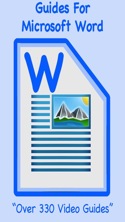 Guides For Microsoft Word