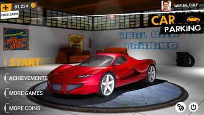 汽车停车场 - 驾驶学校 App 截图