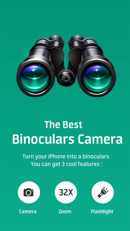 Binoculars Zoom Camera Pro screenshot-0