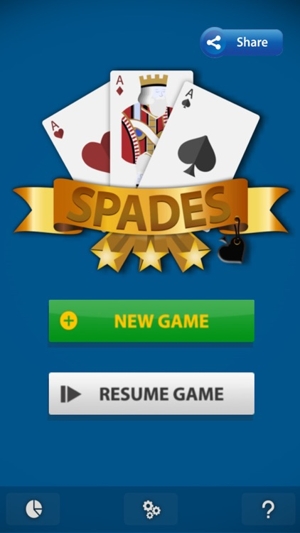 Spades Hollywood : Trick-Taking Card Game screenshot-3