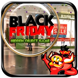 Black Friday Hidden Object Games