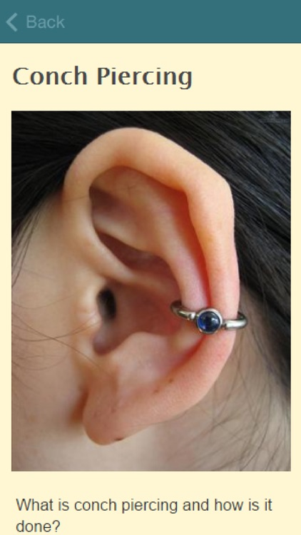 How To Pierce Ears