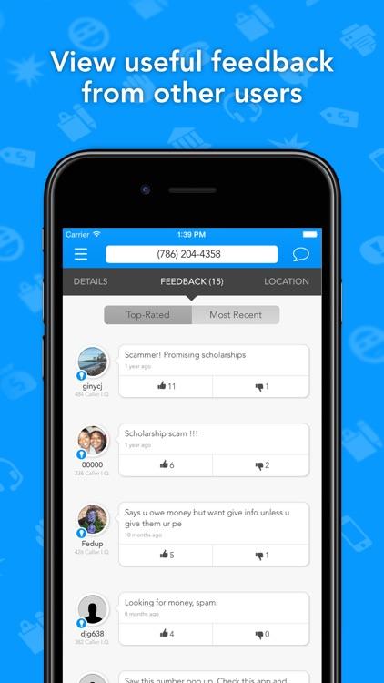 CallerSmart Reverse Lookup Phone Book + Caller ID screenshot-3