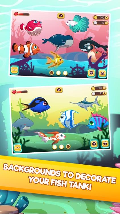 dream aquarium fish tank backgrounds