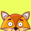 Darwin the Fox Sticker Pack