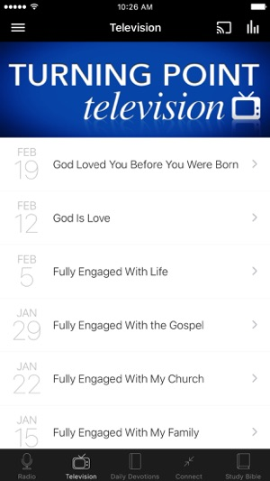 Turning Point Ministries On The App Store