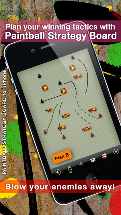 PaintBall Tactical Combat Playbook screenshot-0