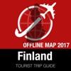 芬兰 旅游指南+离线地图
