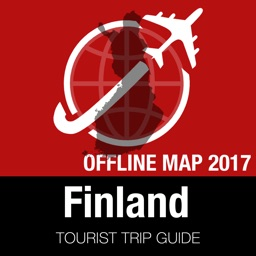 Finland Tourist Guide + Offline Map