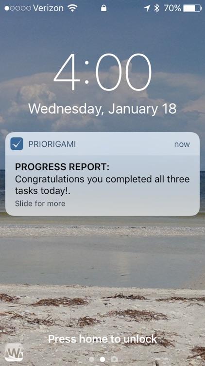 priorigami screenshot-4