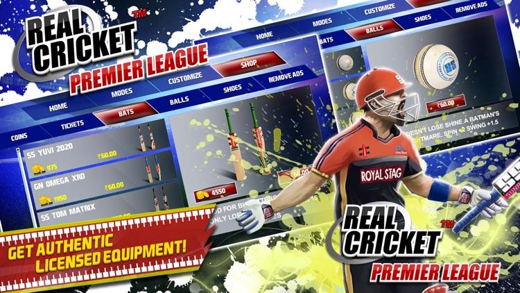 Real Cricket™ Premier League screenshot-4
