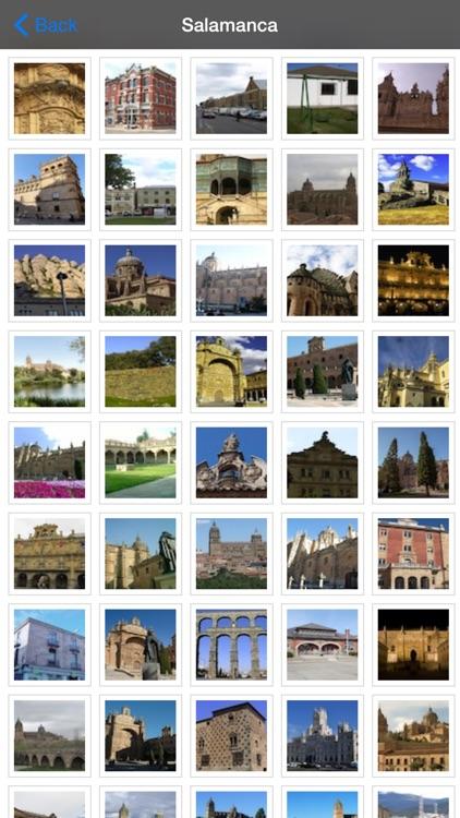 Salamanca Offline Map City Guide screenshot-4