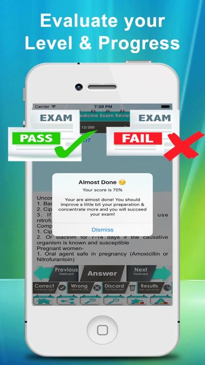Internal Medicine Review 13500 Real Exam Questions screenshot-3
