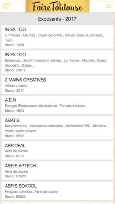 Foire de Toulouse 2017 screenshot two