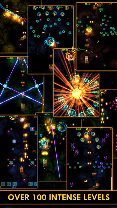Plasma Sky - a rad retro arcade space shooterのおすすめ画像1