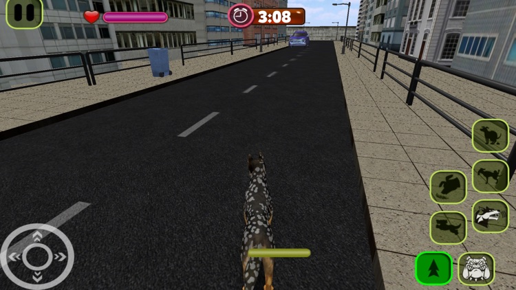 Pet Dog Simulator: Puppy Adventure in Real world screenshot-3