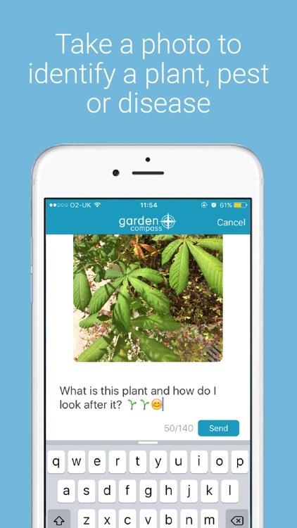 Garden Compass- Gardening & Plant Identification screenshot-0