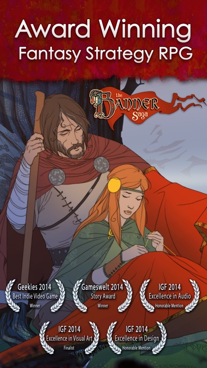 Banner Saga screenshot-0