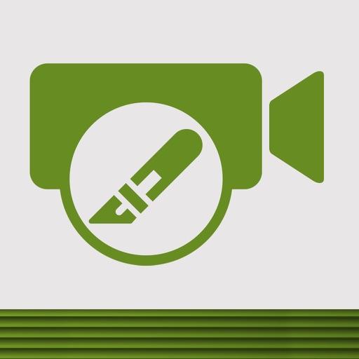 Video Cutter – Video Trimmer Effects Music Editor iOS App