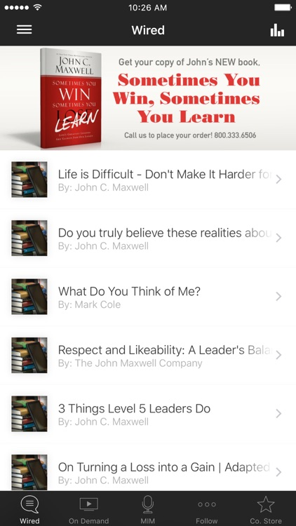Lead Now: John Maxwell
