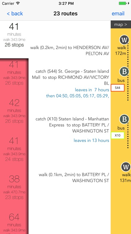 Staten Island Public Transport Guide