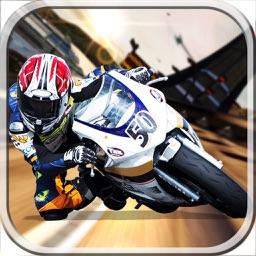 Sport Bike Attack Race: Xtreme Highway Stunt Rider