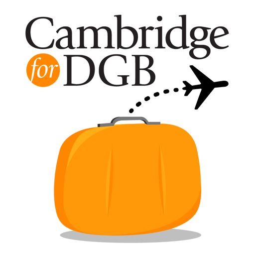 Cambridge for DGB