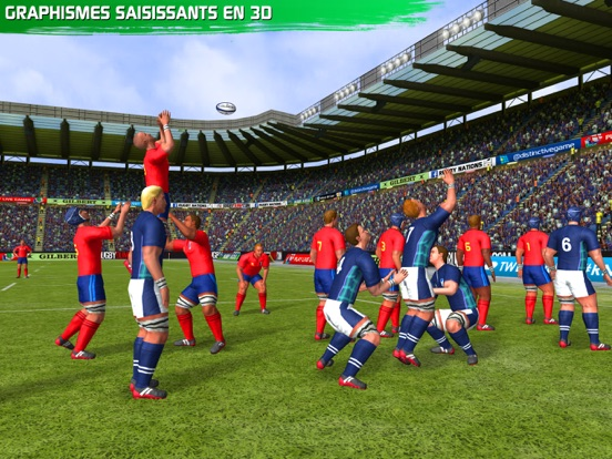 Rugby Nations 16