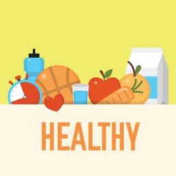 HEALTHy Lifestyle Sticker Pack