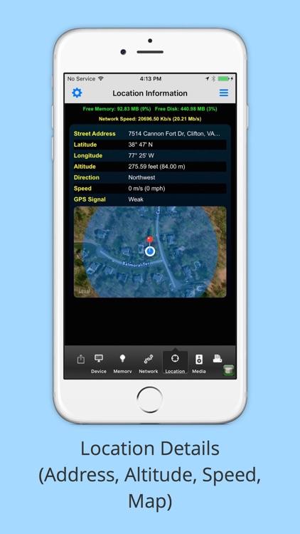 iMySystem screenshot-3