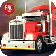 卡车模拟器PRO 2017