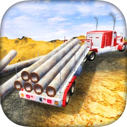 Truck Driving - Offroad & Hill