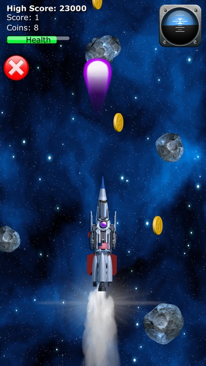 Rocket Race 2 screenshot-3