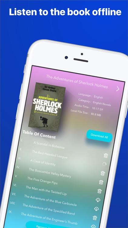 AudioBookPlus: The Adventures of Sherlock Holmes