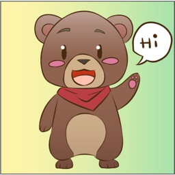 Cute Cartoon Animals Stickers
