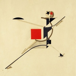 El Lissitzky Artworks Stickers