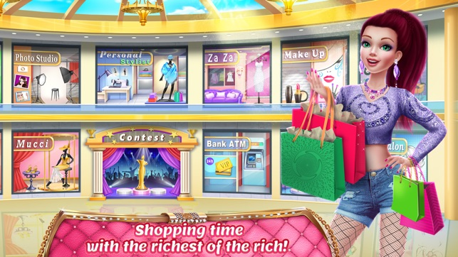Rich Girl Fashion Mall On The App Store
