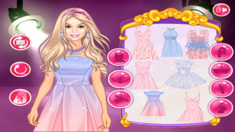 Dressing Up for Prom - create your own prom queen