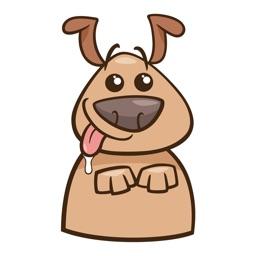 Dog Emoji Stickers