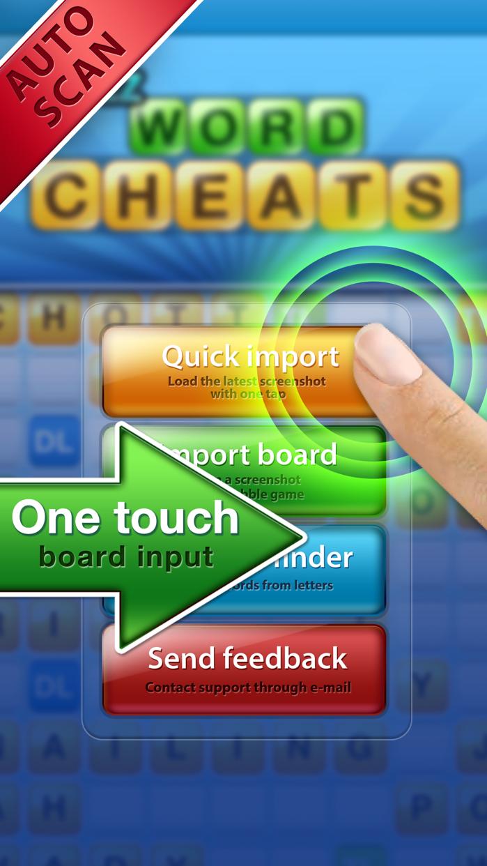 Words with EZ Cheats Screenshot