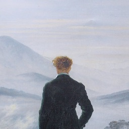Caspar David Friedrich Paintings for iMessage