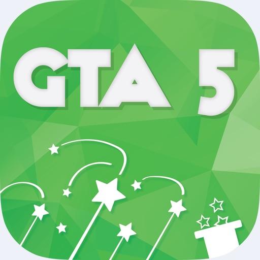 Cheats for Grand Theft Auto-GTA 5 iOS App