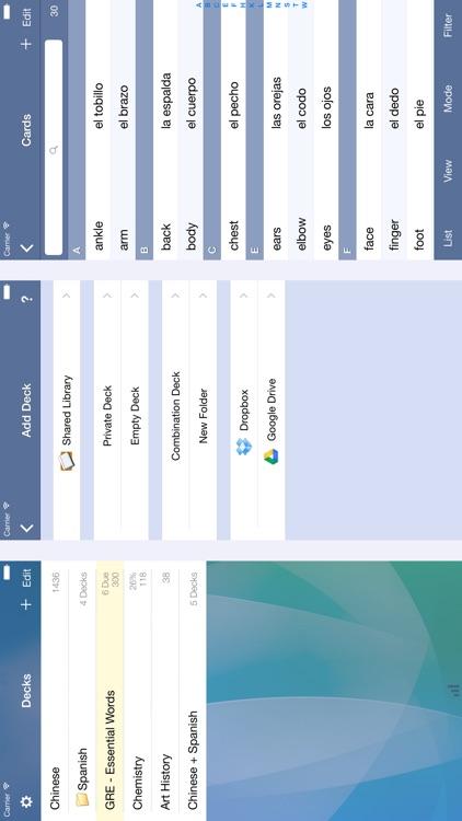 Flashcards Deluxe Lite screenshot-4
