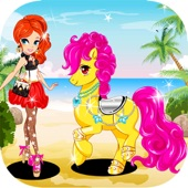 princess Pony Love - games for kids