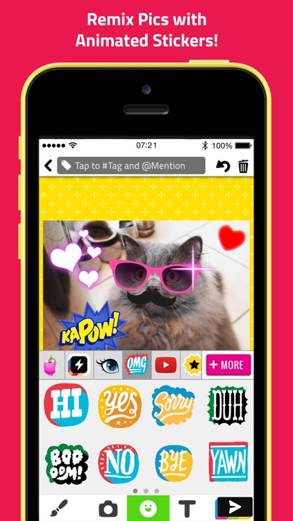 PopJam: Chat With Friends!