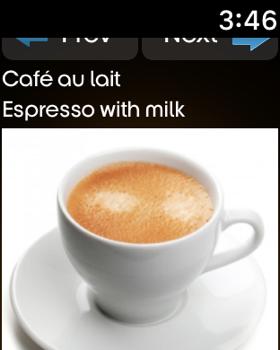 Coffee Drinks Info! screenshot 13