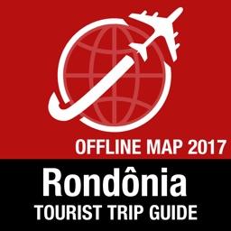 Rondônia Tourist Guide + Offline Map