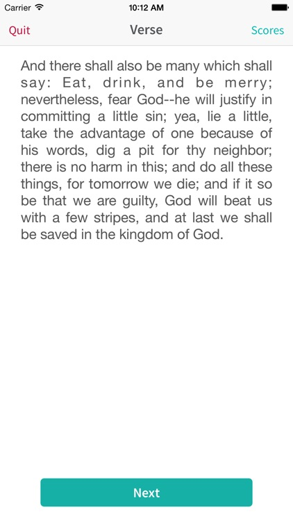 Book of Mormon Golf: LDS Scripture Mastery Game screenshot-3